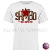 Футболка «SAMBO TYUMEN FIGHTERS»